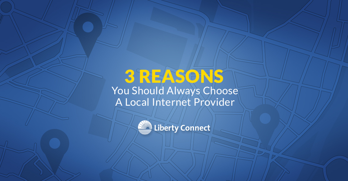 3 Reasons You Should Always Choose A Local Internet Provider