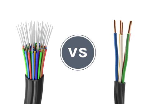 fiber optic internet vs cable