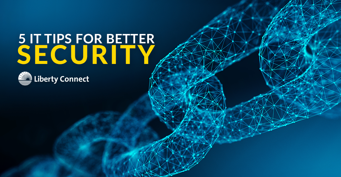 5 Cyber Security Tips